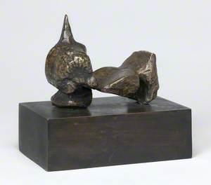 Reclining Figure: Maquette No. 5