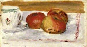 Apples and Teacup