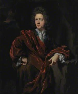 Portrait of a Gentleman in a Red Cloak