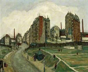The Boulevard Sérurier