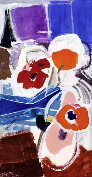 Flower Piece, Stonor