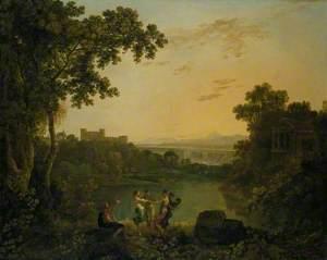 Apollo and the Seasons