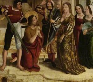 The Decollation of Saint John the Baptist