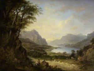 Loch Doon, Ayrshire