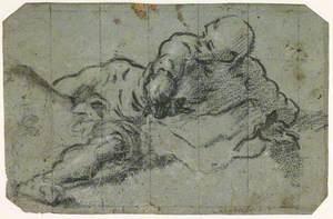 Study of a Fallen Man