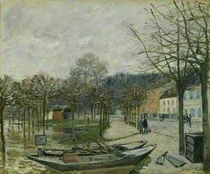 The Flood at Port-Marly