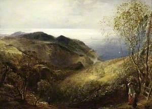 View of Lee, North Devon