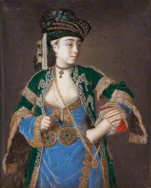 Laura Tarsi, 'A Grecian Lady'