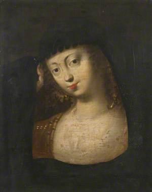 Portrait of a Lady with a Black Veil