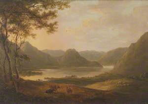 Crummock Lake from near Loweswater Chapel