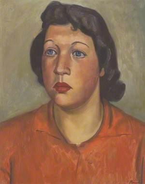 Portrait af a Woman