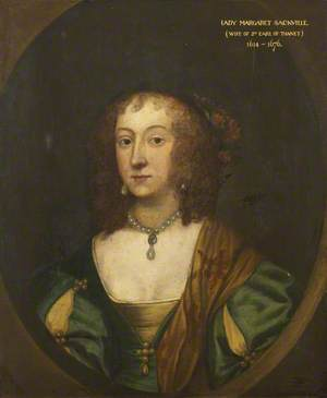 Lady Margaret Sackville (1614–1676), Countess of Thanet
