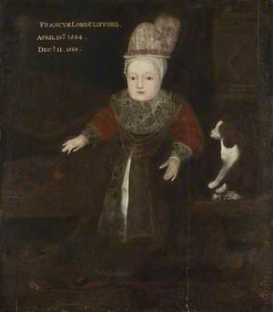 Francys (1584–1589), Lord Clifford