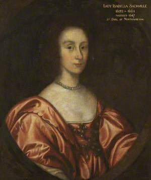 Lady Isabella Sackville (1622–1661)