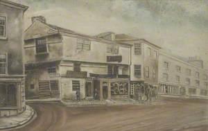 Highgate and the 'Pump' Inn
