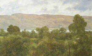 View of Coniston
