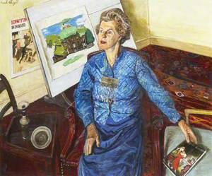 Mary Burkett, OBE