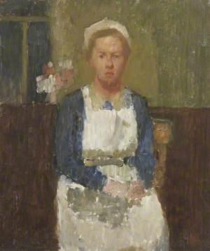 Seated Figure, The Maid: Florence Head