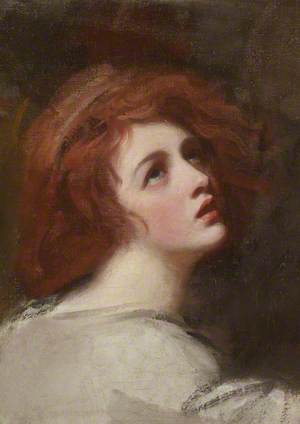 Emma Hart (1765–1815), as Miranda