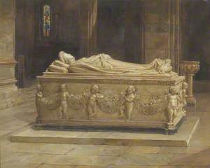 Tomb of Ilaria del Caretto, Lucca Cathedral