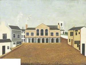 The Market Hall, Hawkshead, 1795