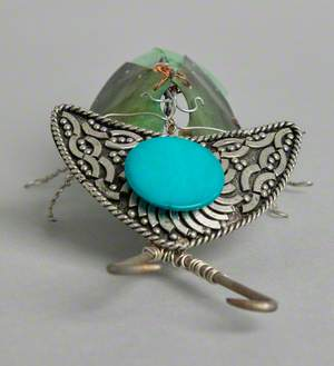 Recycled Scarab