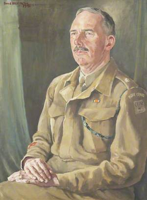 Major Hibbert, Millom Home Guard