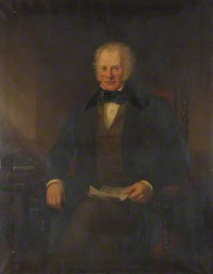 John Wakefield, Esq., of Sedgwick House, High Sheriff of Westmorland (1853)