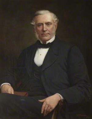 James Thompson, Mayor of Kendal (1871–1872 & 1872–1873)