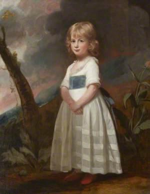 Master Richard Meyler, 1795, Aged 3 or 4