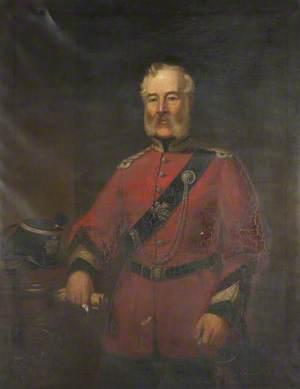 Major Whitwell