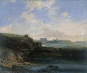 Carlisle from Etterby Scaur