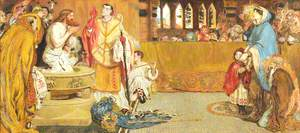 The Baptism of Saint Edwin