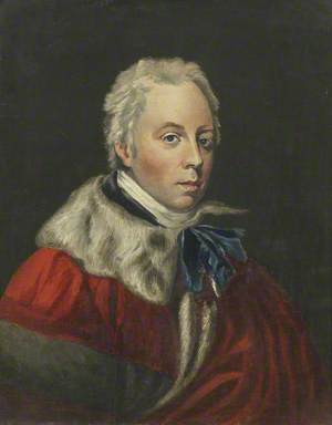 William, First Earl of Lonsdale, Wearing Robes