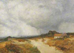 Landscape with Carlisle in the Distance