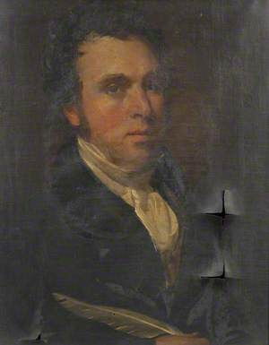 Thomas Sheffield (When Young)