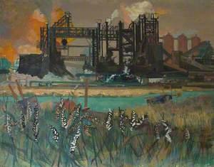 Workington Steelworks