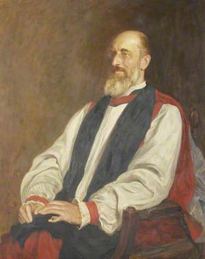 The Right Reverend Mandell Creighton (1843–1901), PC, DD, Bishop of London