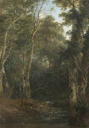 Virgil's Grove, 'Shenstone's Leasowes'