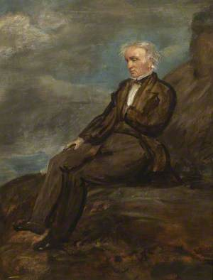 Wordsworth on Helvellyn