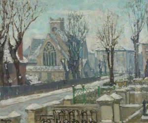 St Peter's Church, Belsize Park