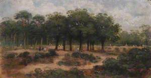 The Firs, Hampstead Heath