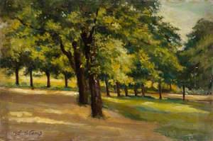 The Drive near Golders Hill Park