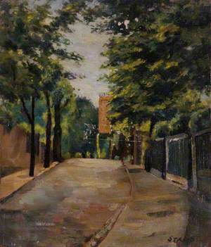 The Grove, Hampstead, June