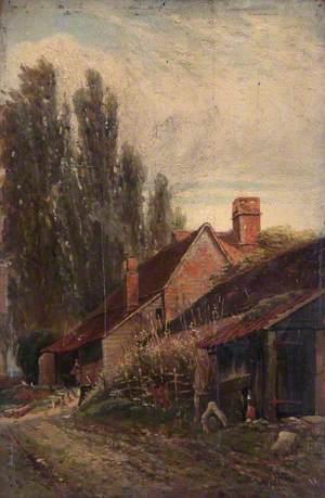 Ward's Farm, Fitzroy Park