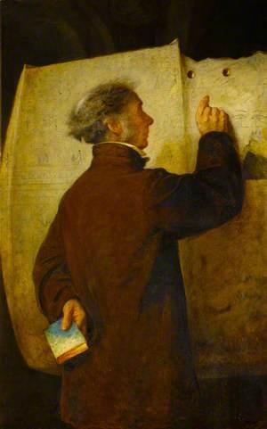Joseph Bonomi, Curator of Sir John Soane's Museum (1861–1878)