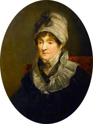 Portrait of a Lady (Mrs Parry, the Mother of Sir W. E. Parry, RN)