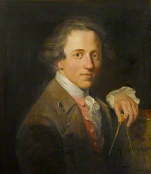 Portrait of a Young Artist (John Soane, 1753–1837)