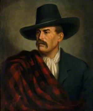 Sir Richard Burton (1821–1890)