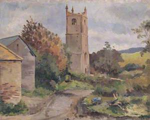 Old Kea Church, Cornwall